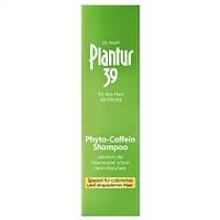 Dr. Wolff Plantur 39 Phyto-Coffein Shampoo - Антавозрастной шампунь для волос с кофеином
