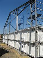 Строительство зернохранилищ в Виннице