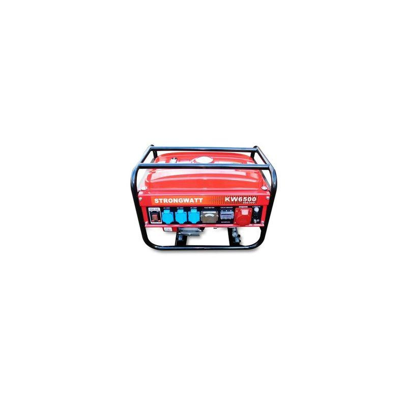 Генератор 2500W 12/230/380V SW100