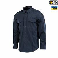 Рубашка M-Tac Police Elite Flex Dark Navy Blue