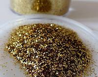 Glitter FINO ORO - глитер мелкий 1гр, фото 1