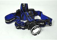 Налобный фонарик Bailong Police XQ24-T6