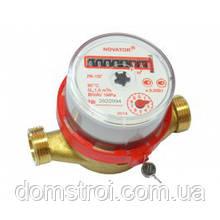 Счетчик горячей воды ЛК-15Г Novator