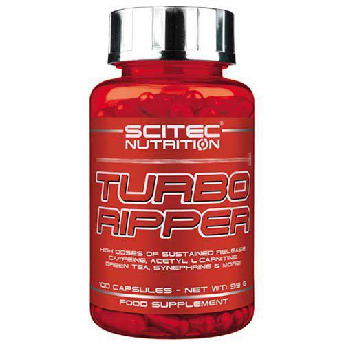 Жіросжігателя Scitec Nutrition Turbo Ripper caps 100