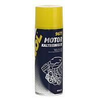 Средство для ухода за моторным отсеком автомобиля Mannol 9671 Motor Kaltreiniger (450ml)