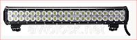 Двухрядная светодиодная LED фара дальнего света D2 - 180W, фото 1