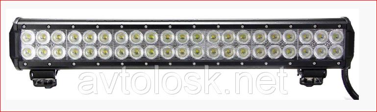 Светодиодная LED фара дальнего света D2 - 72W