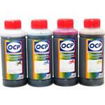 Комплект чернил OCP Epson XP33/103/203/303/403; BKP115/C142/M140/Y140