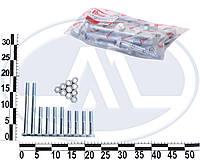 Болт М12x70/80/150 штанги реактивной ВАЗ 2101-07 (к-т 10 шт. с гайками с/к)(пр-во БелЗАН)