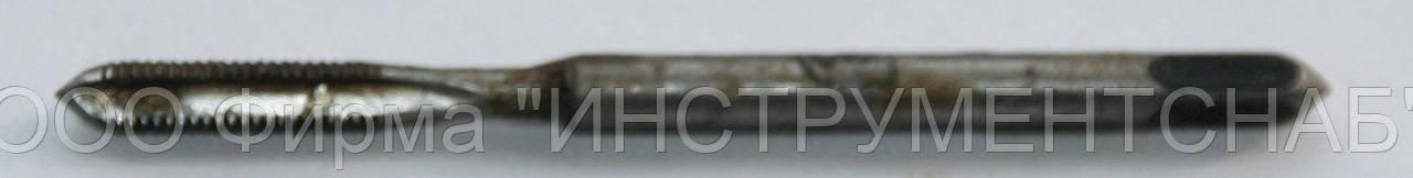 Метчик левый М-3х0,5LH;м/р;У-12А, исп.1,для глухих отв.,(сделано в СССР)