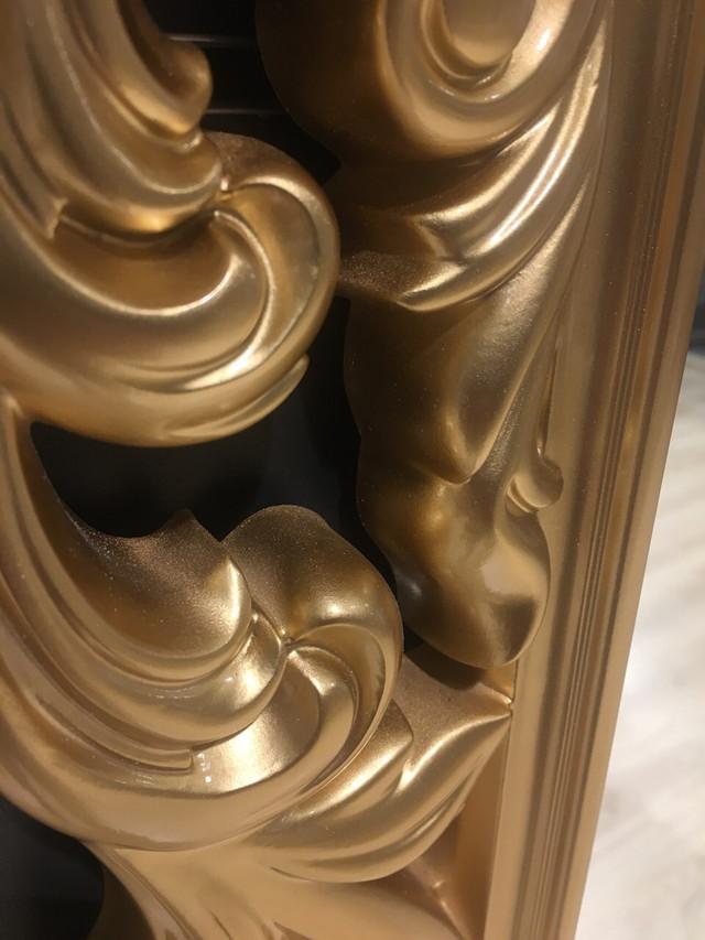 Зеркало настенное Версаль 180х80 золотое