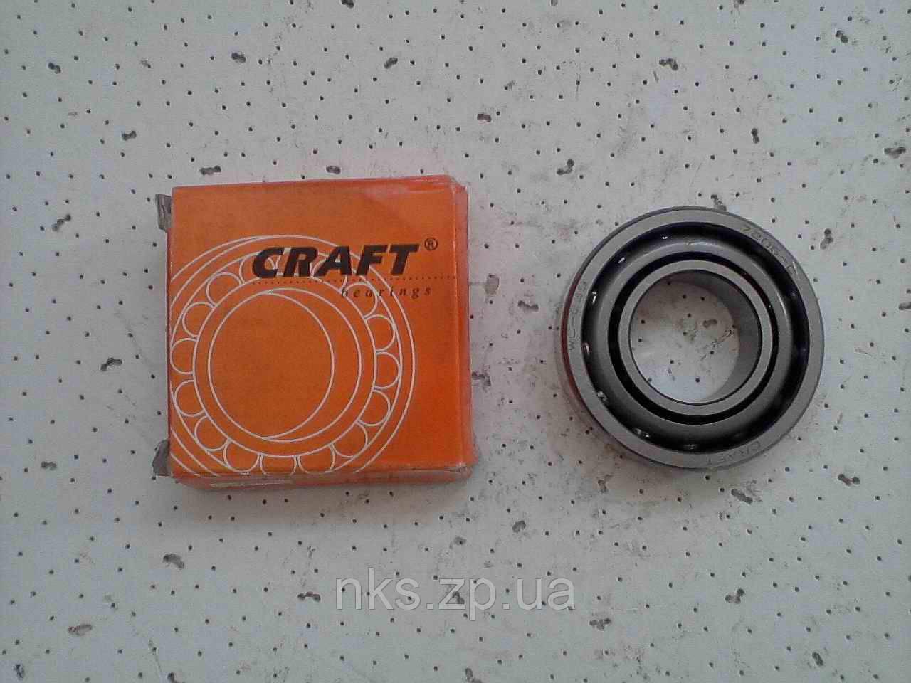 "Підшипник 36206 (7206С) ""Craft""."