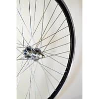 """Велосипедное колесо 24"""" двойной обод, заднее, фото 1"""