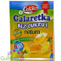Желе без сахара, лимонное, Celiko