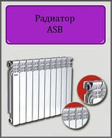 Радиатор алюминиевый ASB 500х80