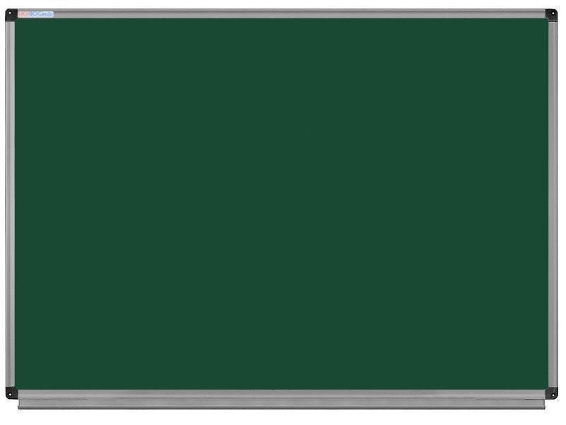 Доска школьная магнитная меловая 1500*1000