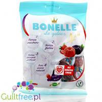 Bonelle, мармелад без сахара со вкусом клубники и ежевики 90г