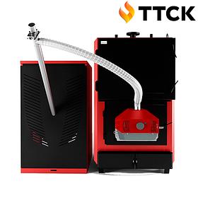 Пеллетный котел Marten Industrial T Pellet мощностью 150 кВт