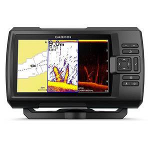 GPS-плоттер / эхолот Garmin STRIKER Plus 7cv GT20