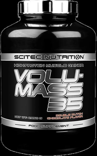 Гейнер Scitec Nutrition Volumass 35 2950 g