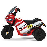 Мотоцикл 3-х колесный Peg-Perego DUCATI  DESMOSEDICI  (ED 0919)