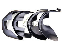 Подкрылки Great Wall Haval M2 2012-2014 - Защита арок колесных Грейт Вол Хавал М2 2012-2014