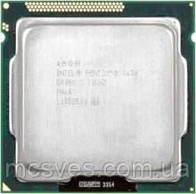 CPU процесcор Intel Pentium Dual Core G630 2.7GHz/5GT/s/3MB s1155 Tray SR05S