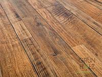 Ламинат Grun Holz Vintage Дуб амбер палубный  1215*195*8,3 мм 33 класс 94002