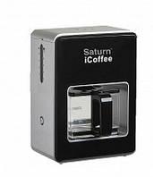Кофеварка SATURN ST-CM 7080 New_black