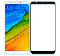 Защитное стекло 3D, 9H Xiaomi Redmi Note 5, Xiaomi Redmi Note 5 Pro, Захисне скло ксиоми