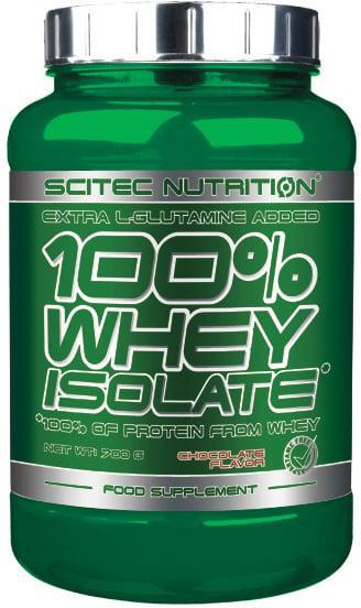 Протеин Scitec Nutrition 100% Whey Isolate 700 g