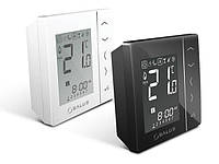 Беспроводной комнатный термостат SALUS VS20BRF з цифровою индикациею 4 в 1, питание от батареек, черный