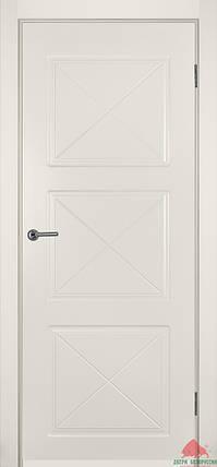 Двери Белоруссии Лондон слоновая кость ПГ, фото 2