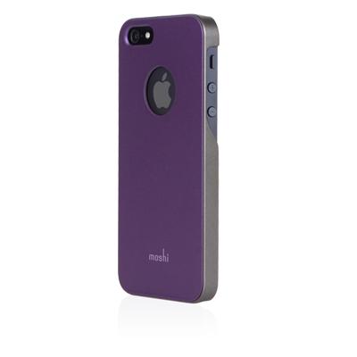 Чехол Moshi iGlaze Slim iPhone 5s/SE Tytian purple (99MO061411) EAN/UPC: 4712052313835