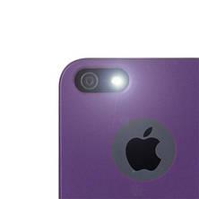 Чехол Moshi iGlaze Slim iPhone 5s/SE Tytian purple (99MO061411) EAN/UPC: 4712052313835, фото 2