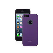 Чехол Moshi iGlaze Slim iPhone 5s/SE Tytian purple (99MO061411) EAN/UPC: 4712052313835, фото 3