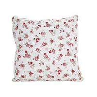 Декоративная подушка Красные розы 40х40 см
