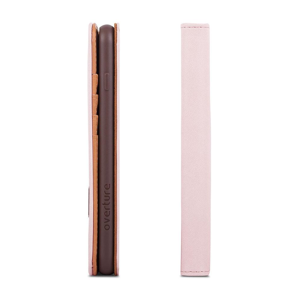 Moshi Overture Wallet iPhone 8 Plus 7 daisy pink Для телефона Apple Чехол