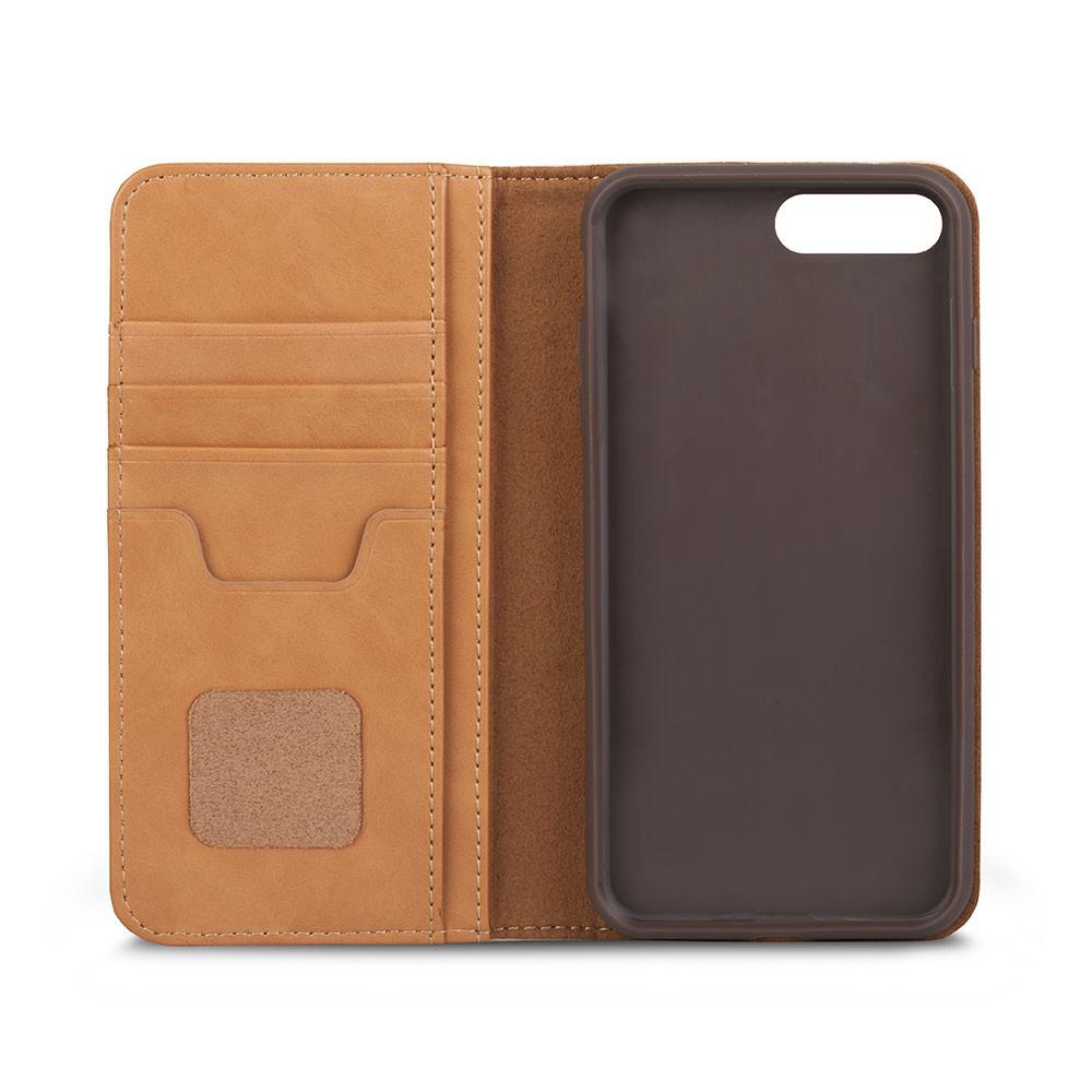 Чехол Moshi Overture Wallet iPhone 8 Plus 7 daisy pink Для телефона