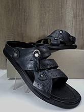 Мужские сандалии из натуральной кожи