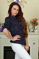 Рубашка женская с принтом 04