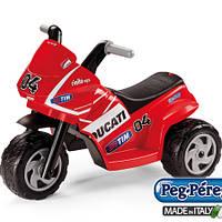 Детский трехколесный мотоцикл Peg-Perego Mini Ducati (MD 0005)