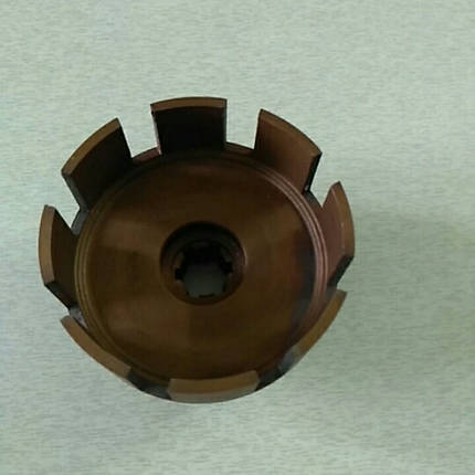 Корзина сцепления под шлицы пустая 20мм редуктора под ВОМ, фото 2