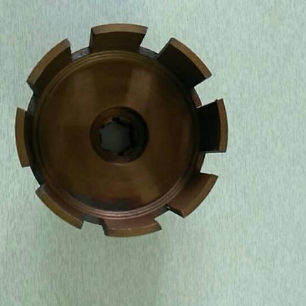Корзина сцепления под шлицы пустая 25мм редуктора под ВОМ, фото 2