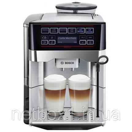 Кофемашина Bosch Tes 60729 RW, фото 2
