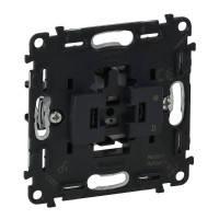 752011 Механізм кнопкового вимикача, 1-клавішний Legrand Valena Allure
