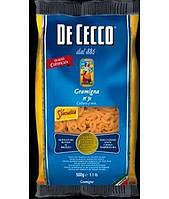 Макароны De Cecco  Gramigna №31 500гр