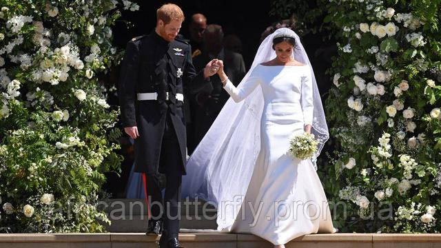 Королевская свадьба Гарри и Меган