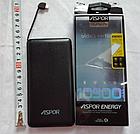Внешний аккумулятор Power Bank Aspor A382 10500mAh