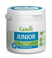 Canvit Junior 100г -  добавка в корм для щенков